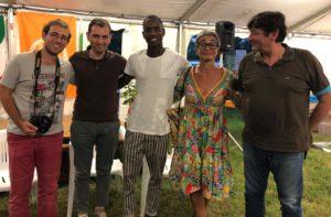 Andrea Fortini, Marco di Maio, Seku. Gloria Ghetti, Massimo Caroli
