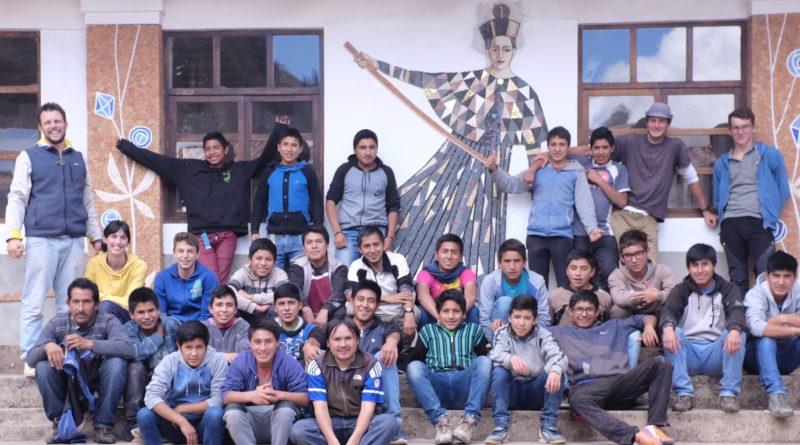 La scuola dei taller Don Bosco