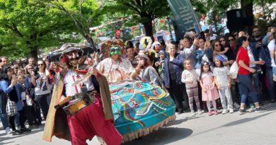 festival teatro di strada