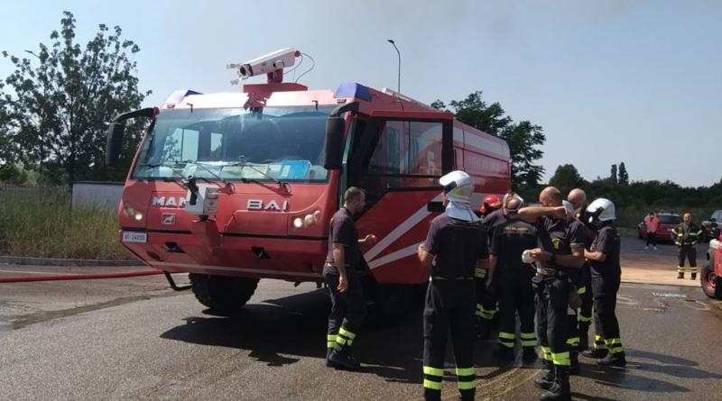 malpezzi incendio faenza