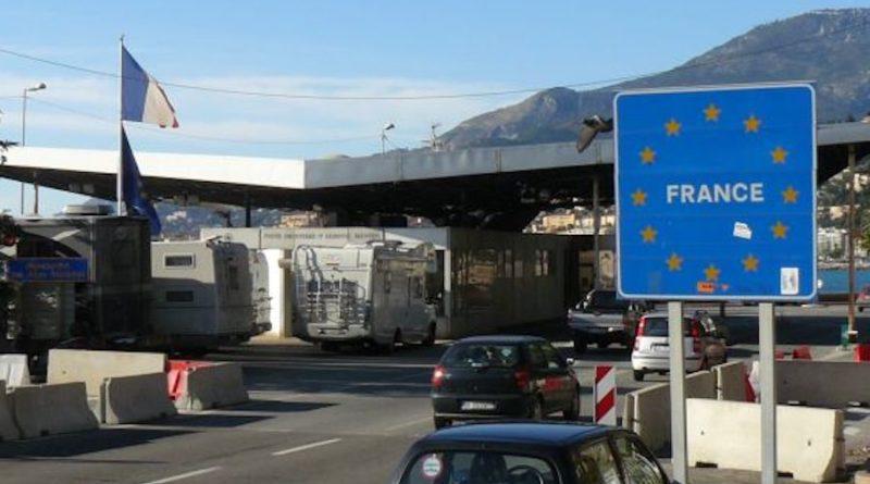 confine italia francia