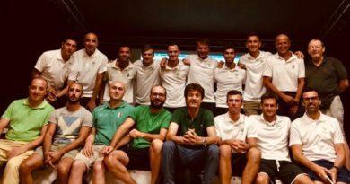 staff dirigenti allenatori Virtus