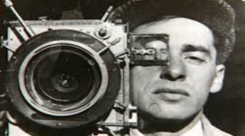 L'uomo con la macchina da presa - D. Vertov 1