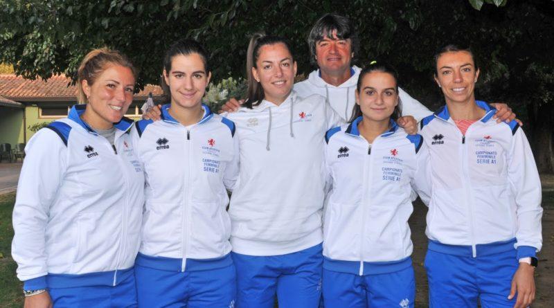 Tennis Club Faenza Serie A1 Femminile 2019 08