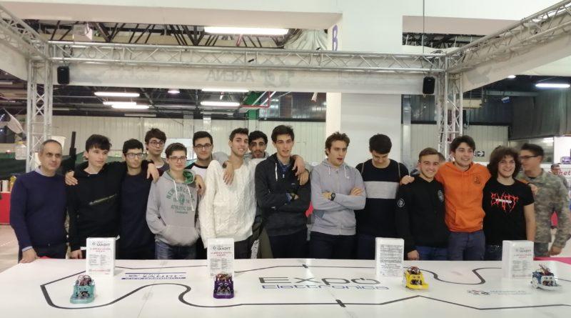 Itip Bucci robotica