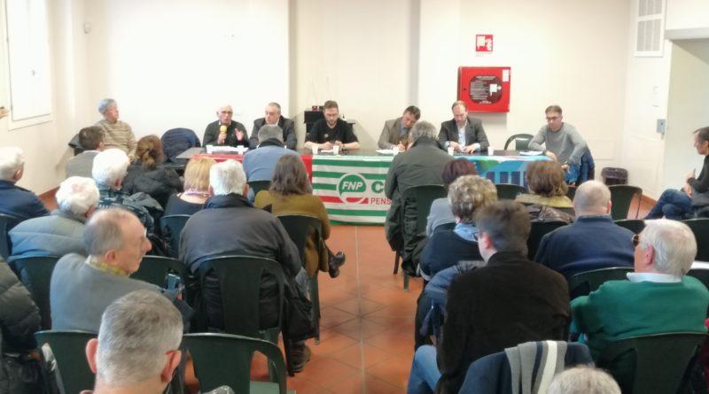 incontro regionali sindacati Faenza