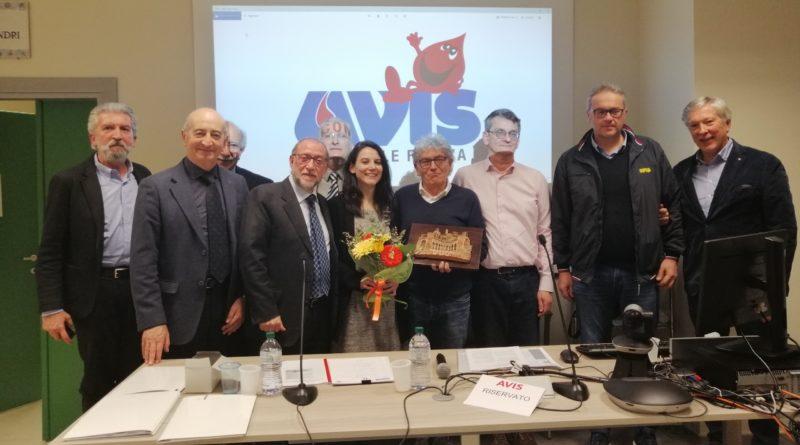 Presentazione ricerca Avis - Foto di gruppo