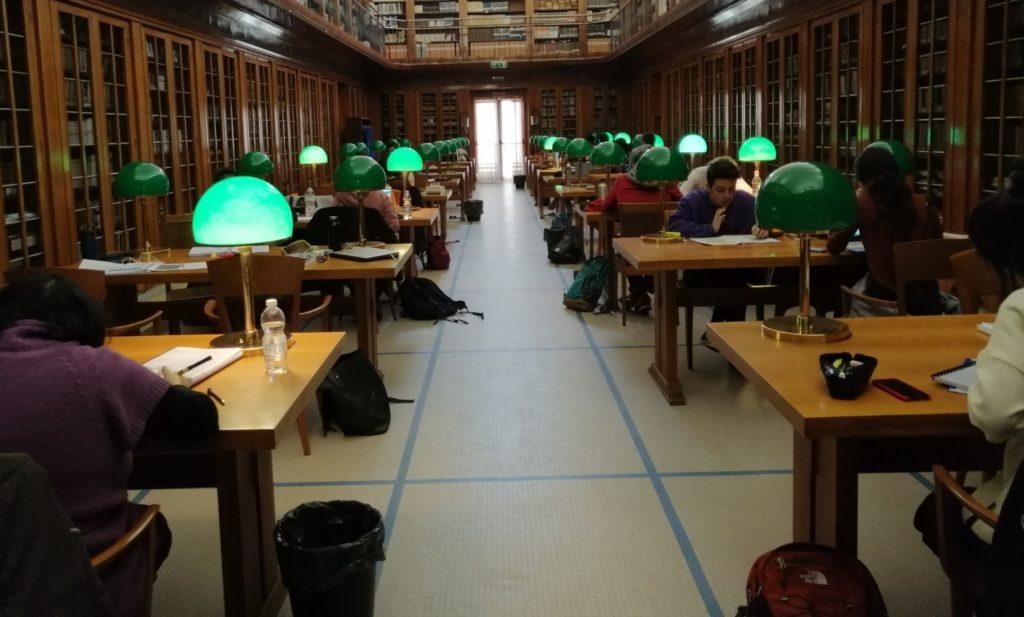 biblioteca manfrediana