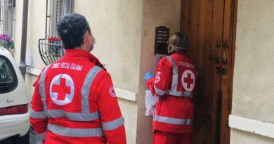 Croce Rossa Covid 19
