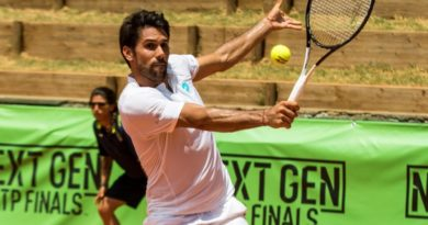 Federico Gaio tennis