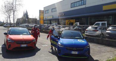 Donazione auto Leoni & casadio group a Croce Rossa (3)