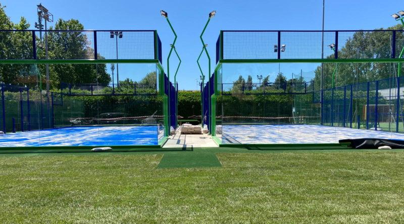 Nuovi campi da Padel - Tennis Club Faenza 01