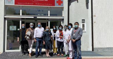 donazione tampieri ospedale