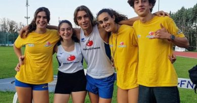 atletica 85 allievi