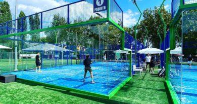 Tennis Club Faenza - Padel campo Paquito