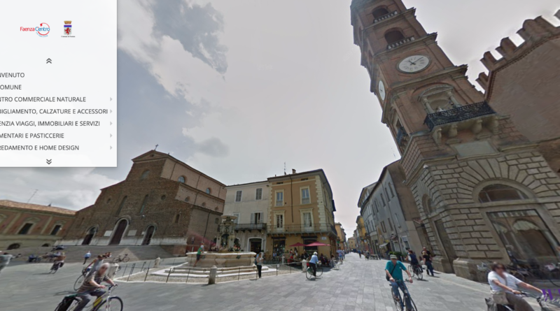 virtual tour faenza