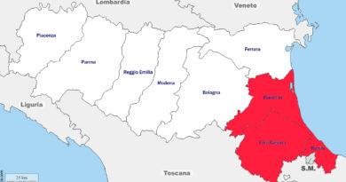Romagna in Zona Rossa dall'8 marzo: ecco cosa si può fare