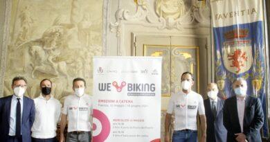 Faenza loves biking