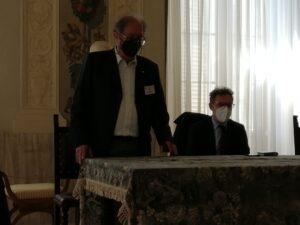 Conferenza stampa bicentenario napoleonico
