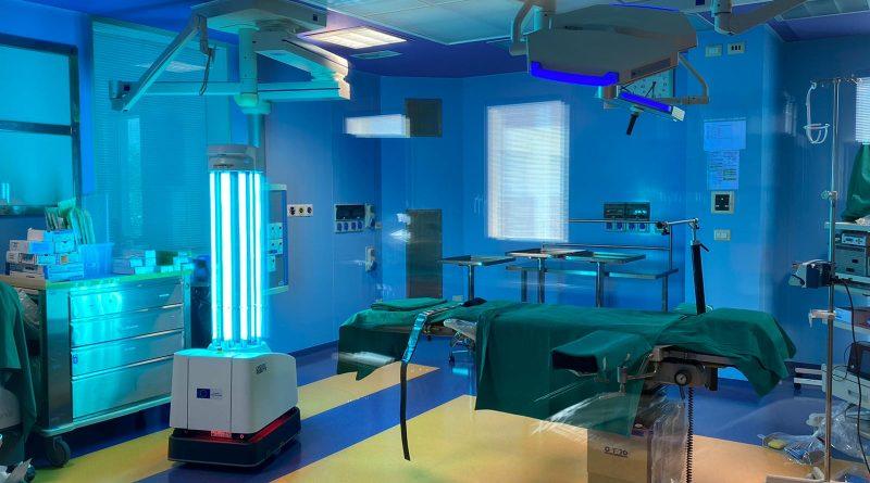 Robot Sala operatoria